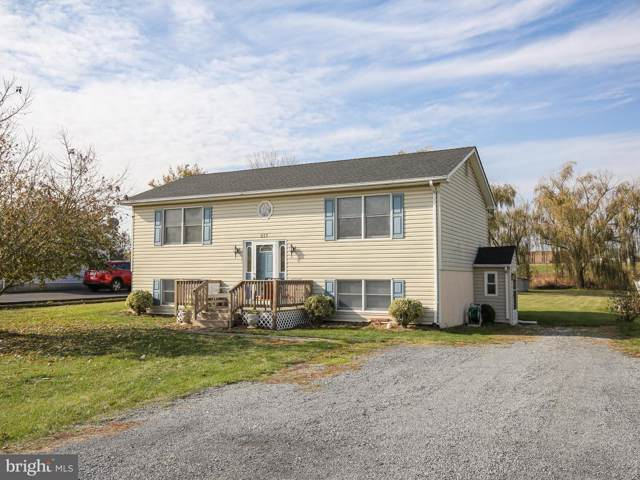 217 Nightingale Avenue, STEPHENS CITY, VA 22655 (#VAFV154354) :: Shamrock Realty Group, Inc