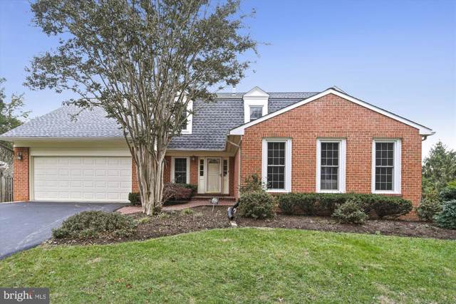 1107 Bettstrail Way, ROCKVILLE, MD 20854 (#MDMC687808) :: Homes to Heart Group