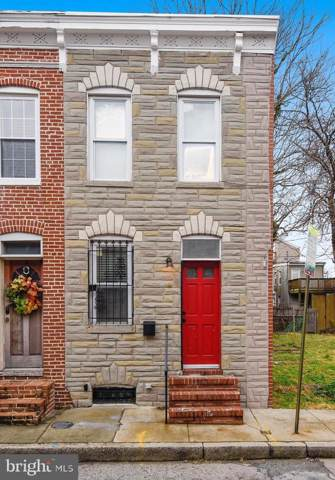 1119 Sterrett Street, BALTIMORE, MD 21230 (#MDBA492374) :: Revol Real Estate