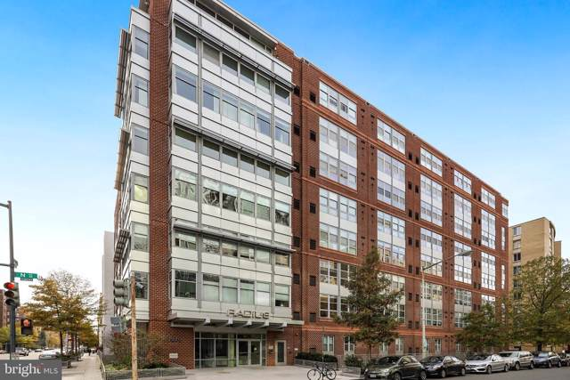 1300 N Street NW #102, WASHINGTON, DC 20005 (#DCDC450808) :: Lucido Agency of Keller Williams