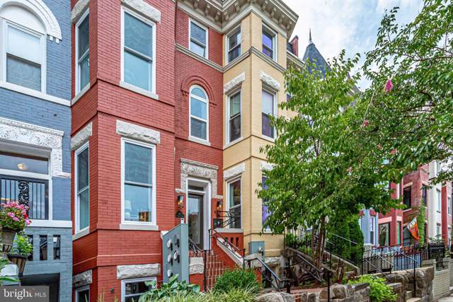 58 NW T Street NW #1, WASHINGTON, DC 20001 (#DCDC450812) :: Tom & Cindy and Associates