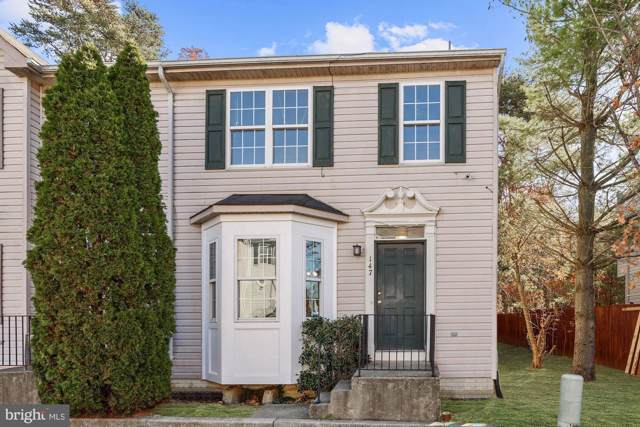 147 Brightwater Drive, ANNAPOLIS, MD 21401 (#MDAA419424) :: Bob Lucido Team of Keller Williams Integrity