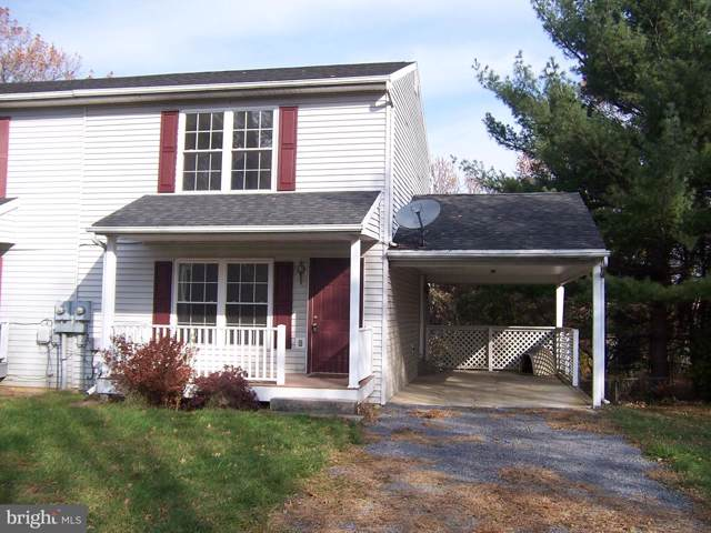 1600 W Martin, MARTINSBURG, WV 25401 (#WVBE172998) :: The MD Home Team