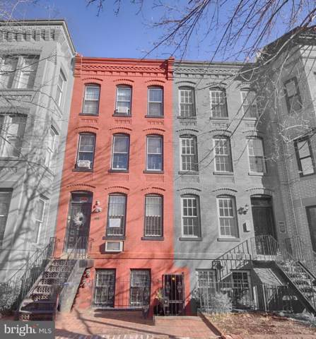 216 4TH Street SE, WASHINGTON, DC 20003 (#DCDC450826) :: The Maryland Group of Long & Foster