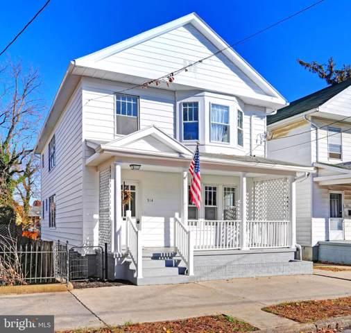 514 W John Street, MARTINSBURG, WV 25401 (#WVBE173000) :: Keller Williams Pat Hiban Real Estate Group