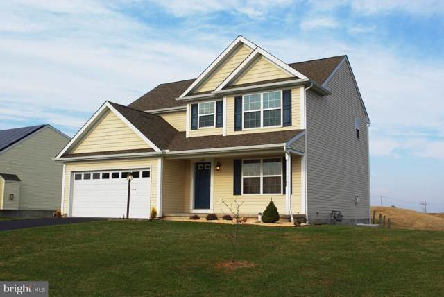 405 Riviera Street, MOUNT WOLF, PA 17347 (#PAYK128932) :: The Joy Daniels Real Estate Group