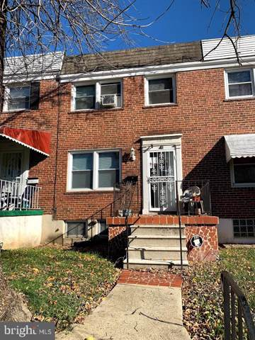 4642 Parkside Drive, BALTIMORE, MD 21206 (#MDBA492388) :: RE/MAX Plus
