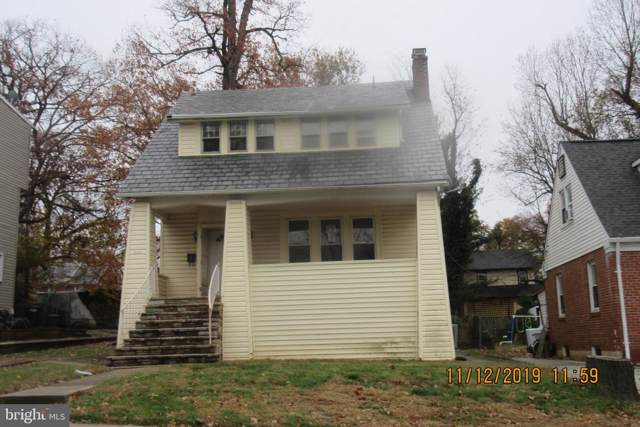 3621 Patterson Avenue, BALTIMORE, MD 21207 (#MDBC479094) :: EXP Realty