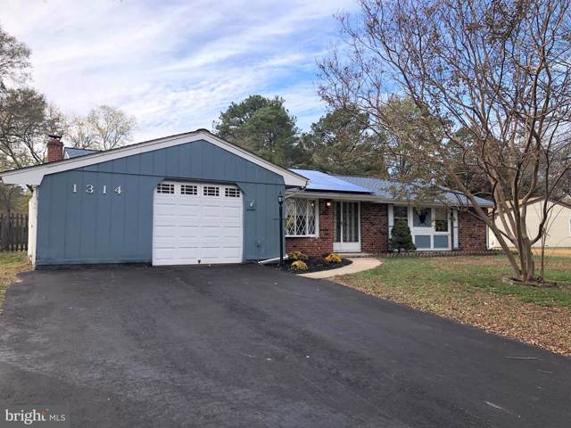 1314 Harwich Drive, WALDORF, MD 20601 (#MDCH208862) :: Radiant Home Group