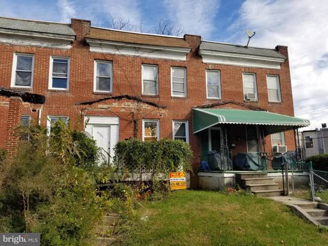 4903 Litchfield Avenue, BALTIMORE, MD 21215 (#MDBA492414) :: Keller Williams Pat Hiban Real Estate Group