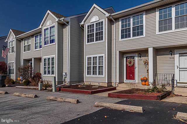 508 Benham Court, NEWARK, DE 19711 (#DENC491218) :: Ramus Realty Group