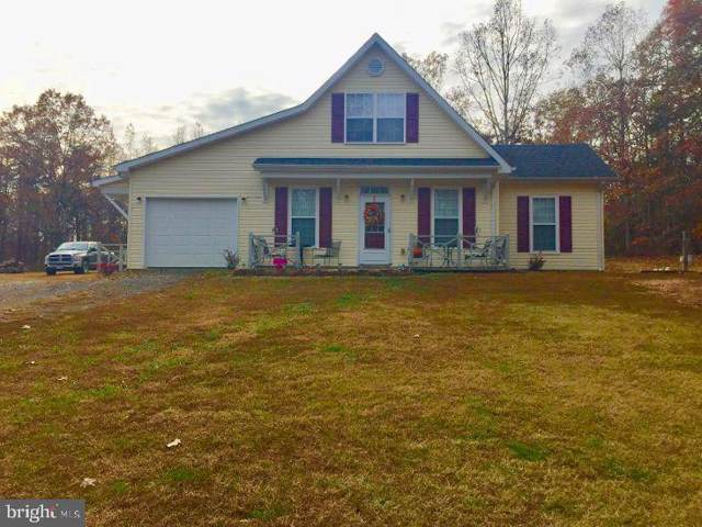 4163 S Spotswood Trail, GORDONSVILLE, VA 22942 (#VALA120226) :: ExecuHome Realty