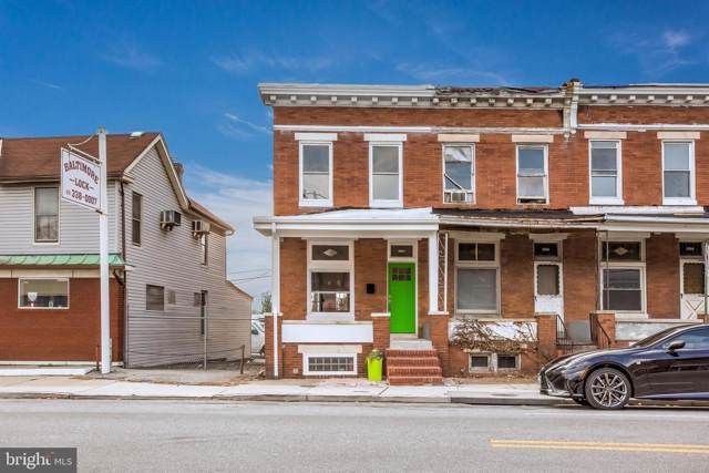 3954 Falls Road, BALTIMORE, MD 21211 (#MDBA492456) :: The Matt Lenza Real Estate Team