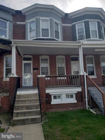 3631 W Belvedere Avenue, BALTIMORE, MD 21215 (#MDBA492464) :: The Vashist Group