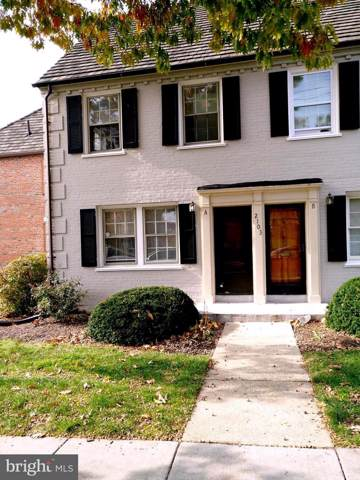 2103 Fort Davis Street SE A, WASHINGTON, DC 20020 (#DCDC450912) :: CR of Maryland
