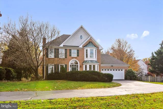 316 Whitney Place NE, LEESBURG, VA 20176 (#VALO399124) :: Keller Williams Pat Hiban Real Estate Group