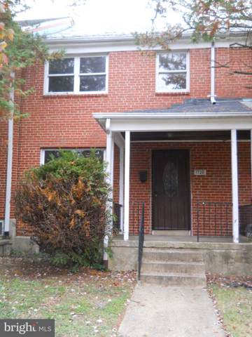 1720 Hartsdale Road, BALTIMORE, MD 21239 (#MDBA492470) :: Seleme Homes