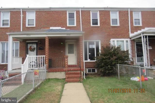 7936 Saint Bridget Lane, BALTIMORE, MD 21222 (#MDBC479152) :: Great Falls Great Homes