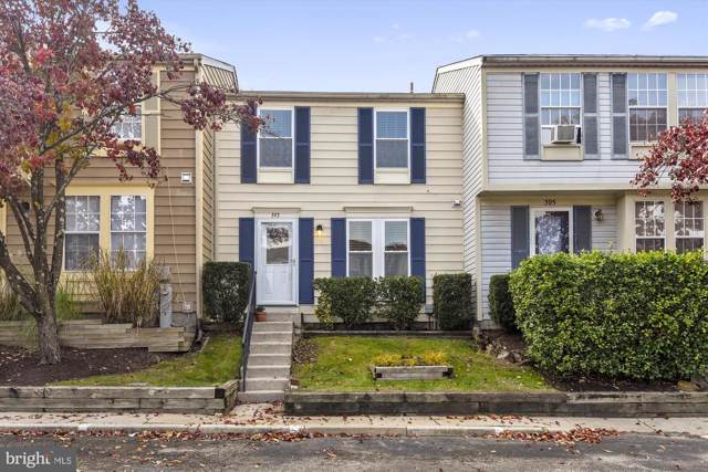 393 Valiant Circle, GLEN BURNIE, MD 21061 (#MDAA419478) :: The Maryland Group of Long & Foster