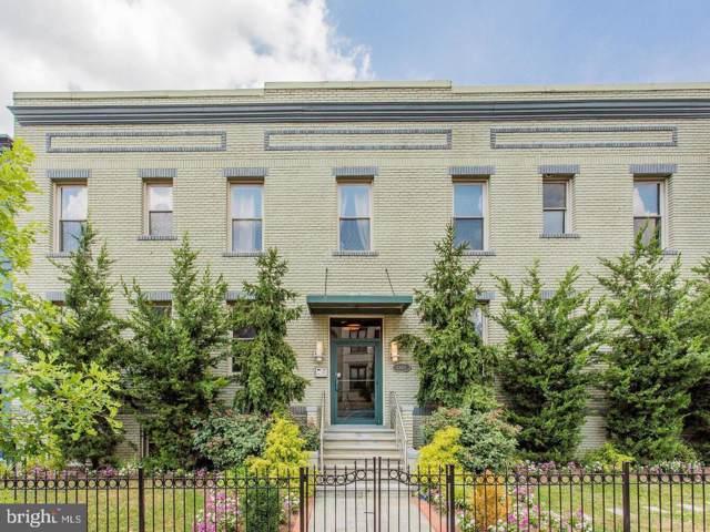 1718 1ST Street NW #8, WASHINGTON, DC 20001 (#DCDC450928) :: Radiant Home Group