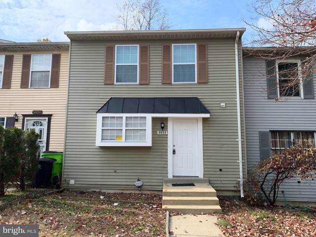 5933 Applegarth Place, CAPITOL HEIGHTS, MD 20743 (#MDPG551592) :: The Miller Team