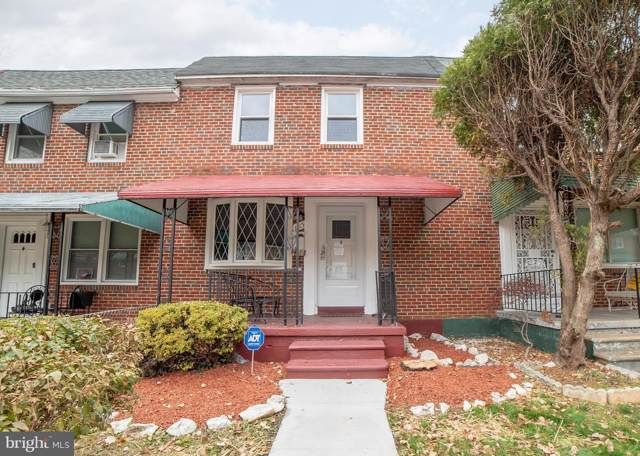 1115 Wicklow Road, BALTIMORE, MD 21229 (#MDBA492488) :: The Miller Team