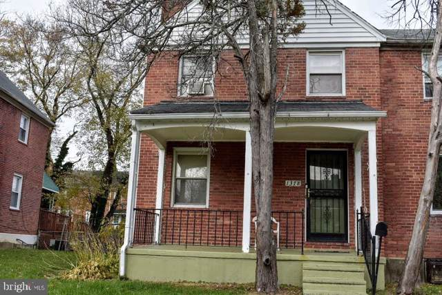 1378 Pentwood Road, BALTIMORE, MD 21239 (#MDBA492496) :: The MD Home Team
