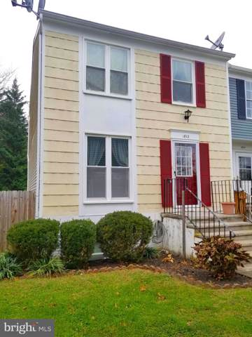1812 Hammond Court, FREDERICK, MD 21702 (#MDFR256908) :: The Maryland Group of Long & Foster