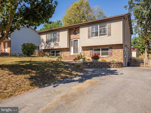 105 Pebble Brook Lane, WINCHESTER, VA 22602 (#VAFV154372) :: The Maryland Group of Long & Foster