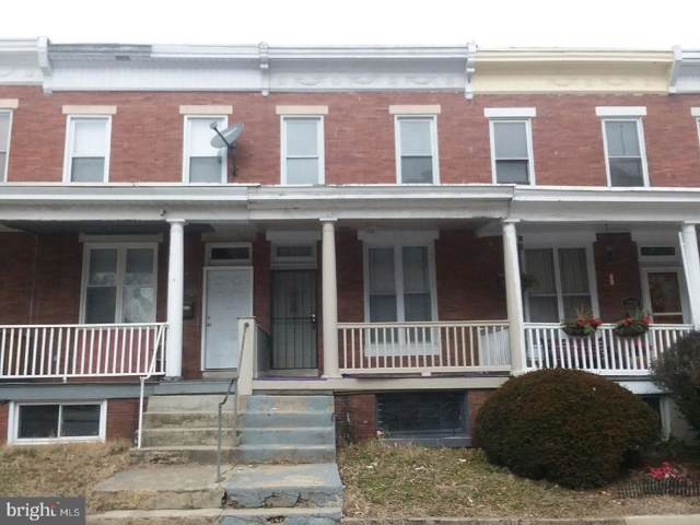2220 Walbrook Avenue, BALTIMORE, MD 21216 (#MDBA492504) :: The Miller Team