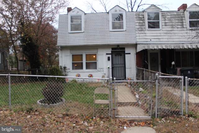 8204 Sheriff Road, LANDOVER, MD 20785 (#MDPG551606) :: The Maryland Group of Long & Foster
