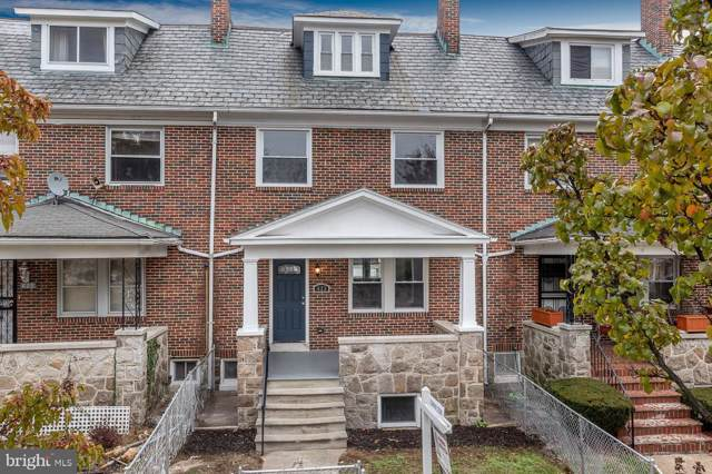 623 N Woodington Road, BALTIMORE, MD 21229 (#MDBA492512) :: The Maryland Group of Long & Foster