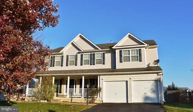 107 Bedrock Drive, WALKERSVILLE, MD 21793 (#MDFR256914) :: The Maryland Group of Long & Foster