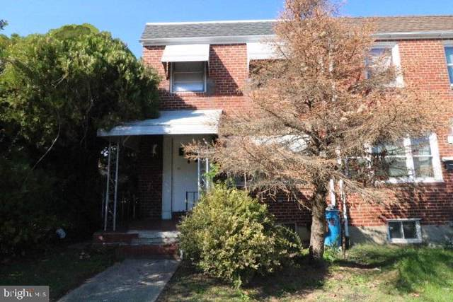 3512 Cardenas Avenue, BALTIMORE, MD 21213 (#MDBA492526) :: Keller Williams Pat Hiban Real Estate Group
