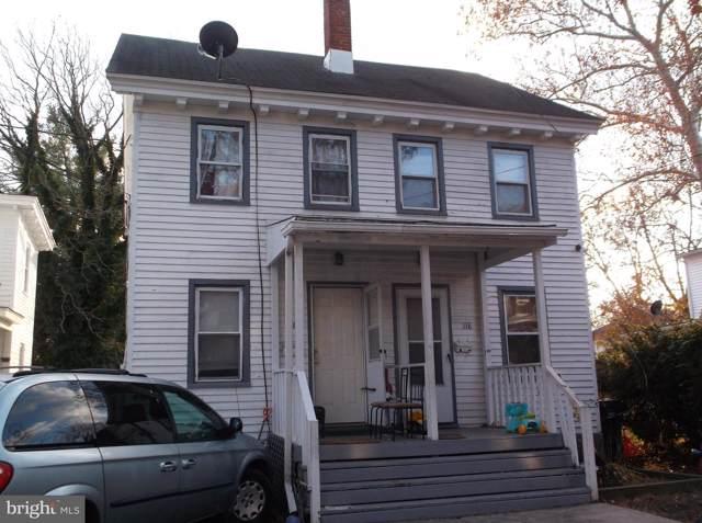 116-118 Oak Street, BRIDGETON, NJ 08302 (#NJCB124198) :: Bob Lucido Team of Keller Williams Integrity