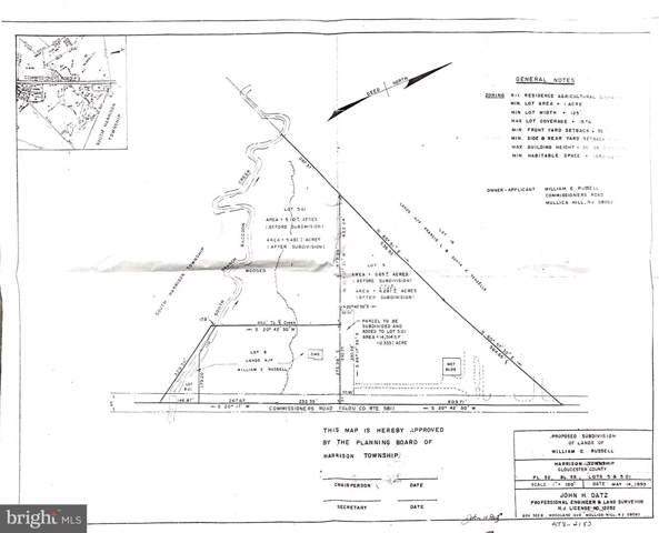 250 Commissioners Road, MULLICA HILL, NJ 08062 (#NJGL251298) :: The Matt Lenza Real Estate Team