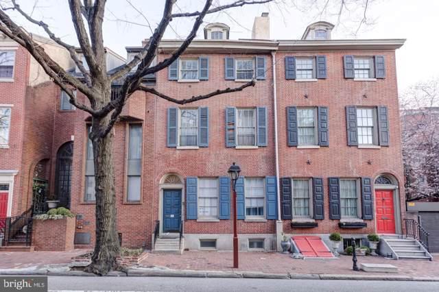 413 Spruce Street #4, PHILADELPHIA, PA 19106 (#PAPH852638) :: Bob Lucido Team of Keller Williams Integrity