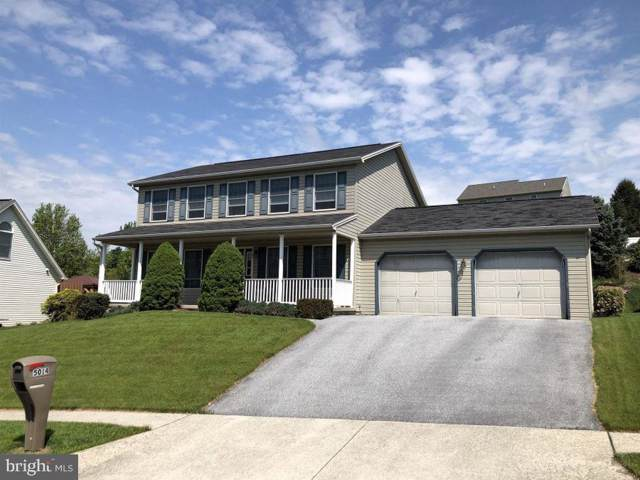 5014 Muirfield Place, MECHANICSBURG, PA 17050 (#PACB119604) :: Keller Williams of Central PA East