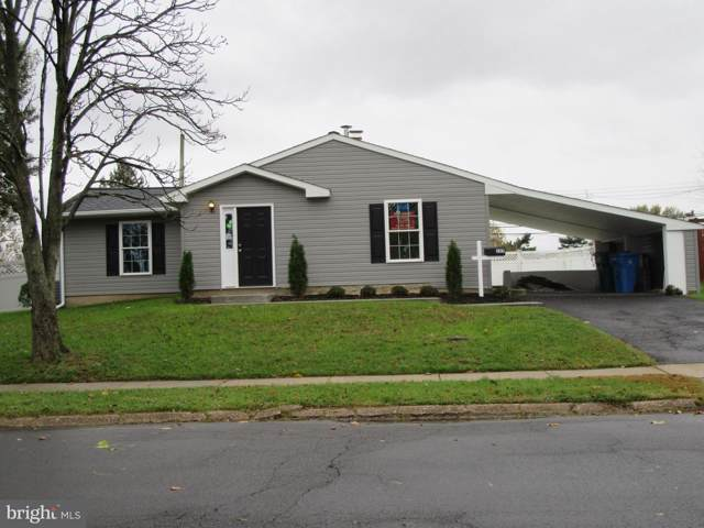 157 Greenbrook Drive, LEVITTOWN, PA 19055 (#PABU484920) :: ExecuHome Realty