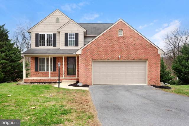 1948 Winston Drive, HAGERSTOWN, MD 21740 (#MDWA169282) :: ExecuHome Realty
