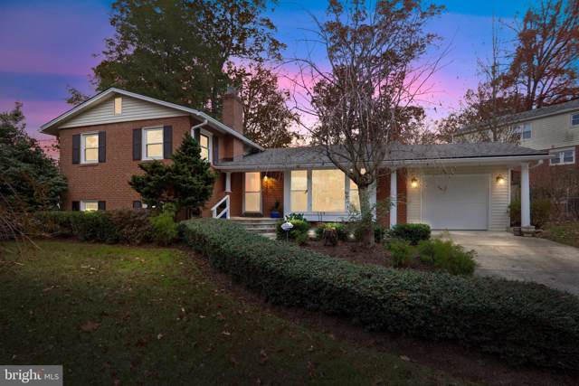 1416 Crestridge Drive, SILVER SPRING, MD 20910 (#MDMC687974) :: Revol Real Estate