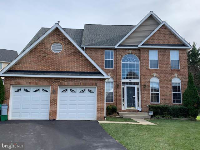 142 Apple Blossom Way, GAITHERSBURG, MD 20878 (#MDMC687976) :: Bic DeCaro & Associates