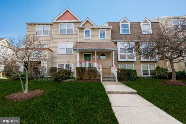 14231 Jib Street #11, LAUREL, MD 20707 (#MDPG551632) :: The Kenita Tang Team