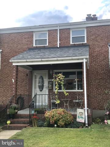 1954 Wareham Road, BALTIMORE, MD 21222 (#MDBC479224) :: The Maryland Group of Long & Foster