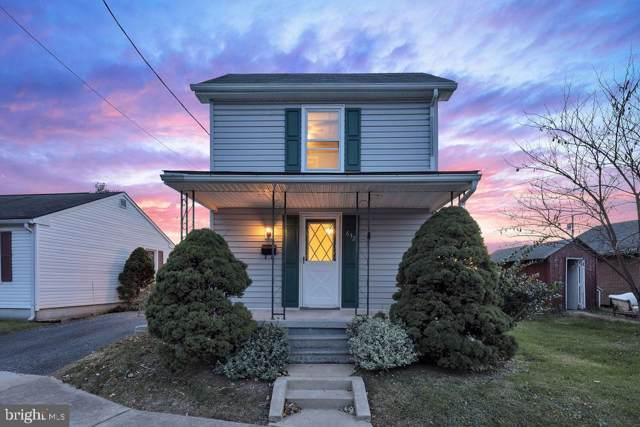 632 E Queen Street, STRASBURG, VA 22657 (#VASH117852) :: Great Falls Great Homes
