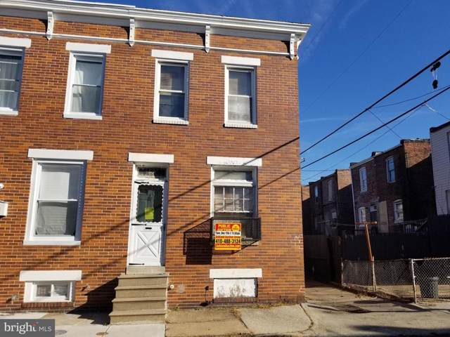 901 N Belnord Avenue, BALTIMORE, MD 21205 (#MDBA492580) :: Radiant Home Group