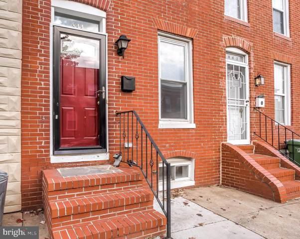 844 Woodward Street, BALTIMORE, MD 21230 (#MDBA492582) :: Dart Homes