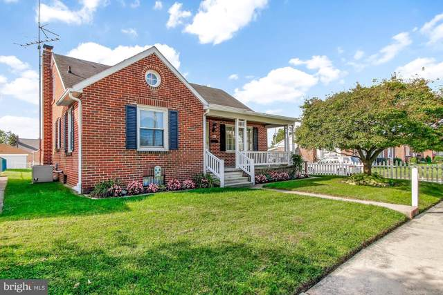 54 South Street, HANOVER, PA 17331 (#PAYK129016) :: Better Homes and Gardens Real Estate Capital Area