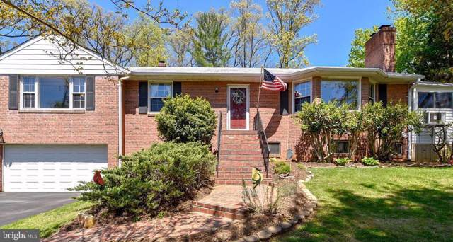 6032 Old Telegraph Road, ALEXANDRIA, VA 22310 (#VAFX1100808) :: Homes to Heart Group