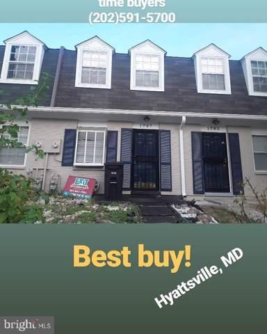 1787 Village Green Y-91, LANDOVER, MD 20785 (#MDPG551666) :: Jennifer Mack Properties